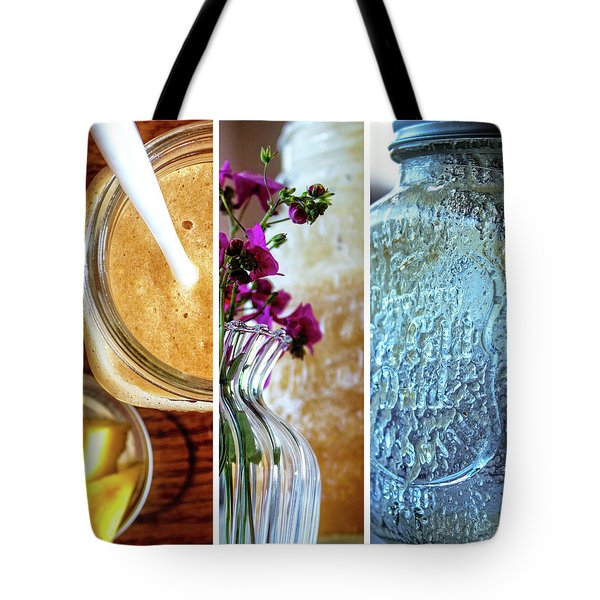 Breakfast Options Tote Bag