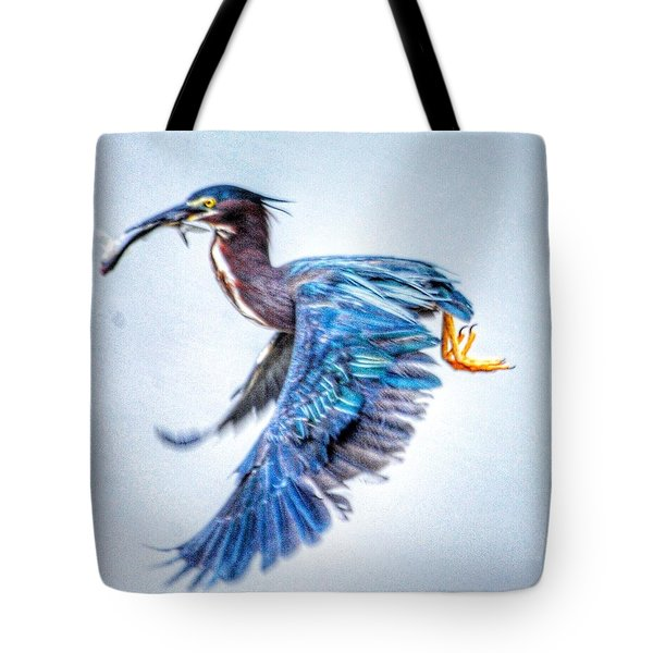 Breakfast Tote Bag by Sumoflam Photography
