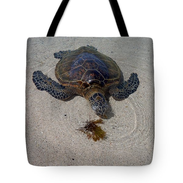 Breakfast Time Tote Bag