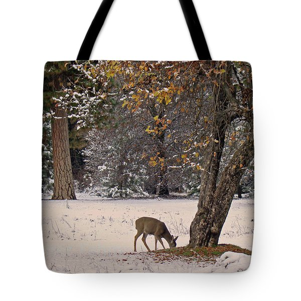 Tote Bag featuring the photograph Breakfast Time by Walter Fahmy