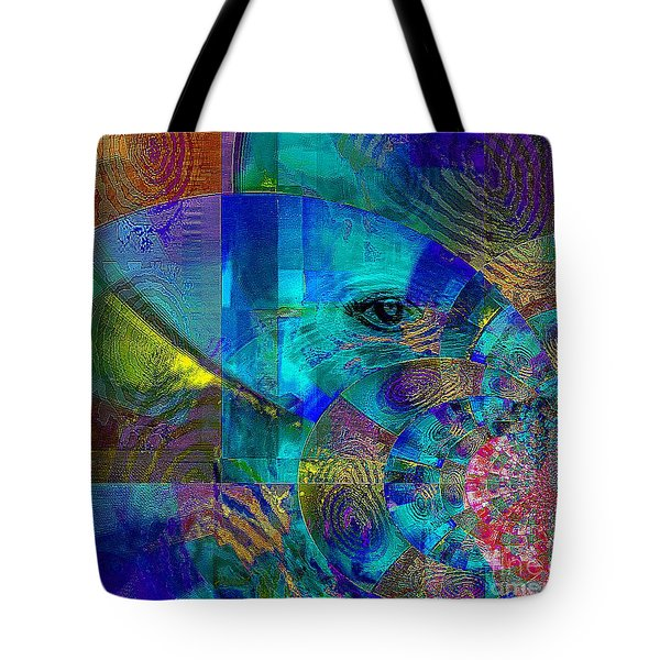Breaking Borders Tote Bag
