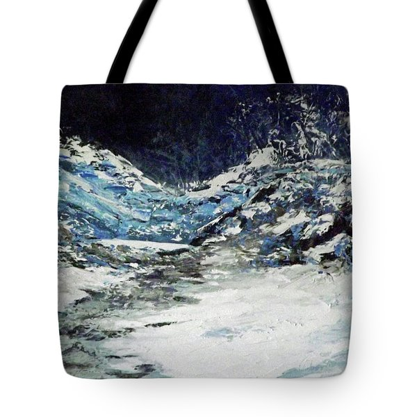 Breaking Loose Tote Bag