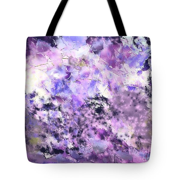 Breaking New Ground Tote Bag