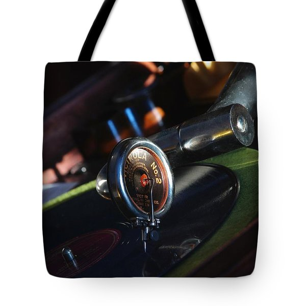 Breaking The Sound Barrier... Tote Bag