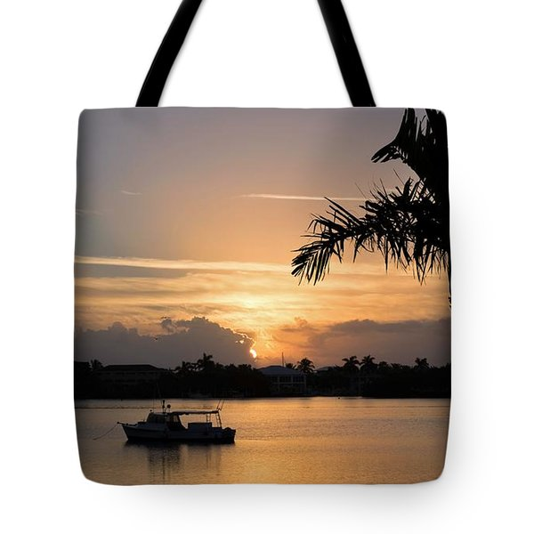 Breaking Through Tote Bag by Pamela Blizzard