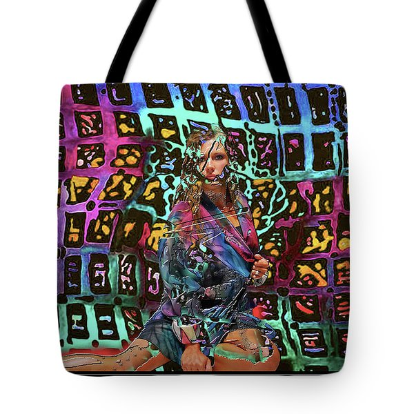 Breakout Tote Bag