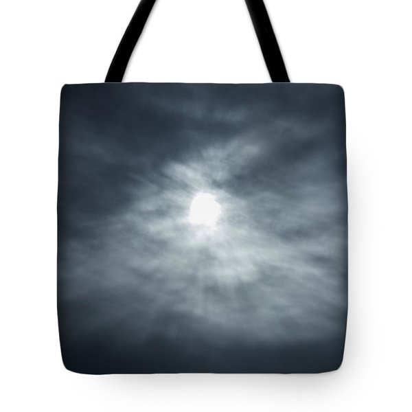 Breakthrough Sky Tote Bag