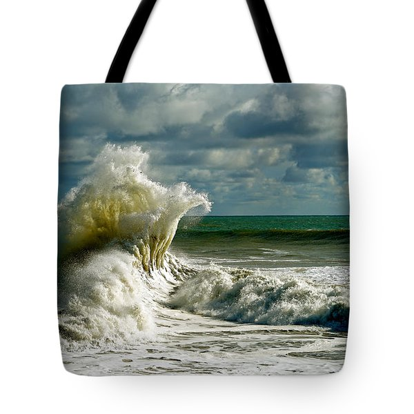 Breakwater Backwash Tote Bag
