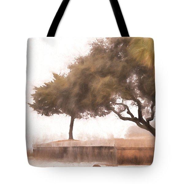 Breakwater Hilton Head Island Tote Bag