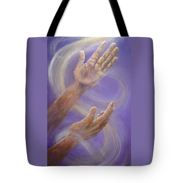 Breath Of Heaven Tote Bag