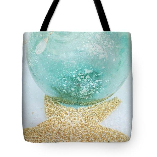 Breathe  . . .   Like Water Tote Bag