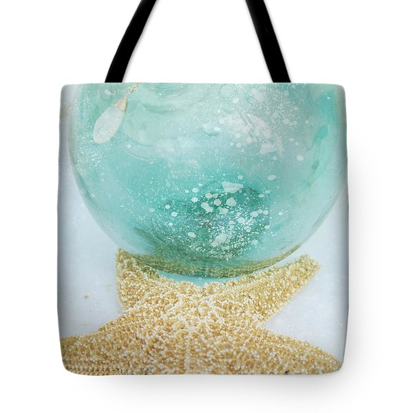 Breathe  . . .   Like Water Tote Bag