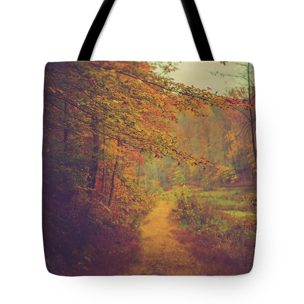 Tote Bag featuring the photograph Breathe In Autumn by Shane Holsclaw