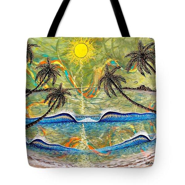 Breathe In Clarity  Tote Bag