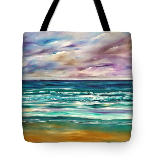 Breathe In Tote Bag