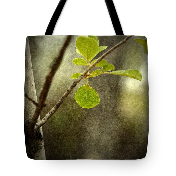 Breathe With Me Tote Bag