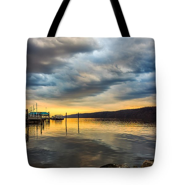 Breathless  Tote Bag