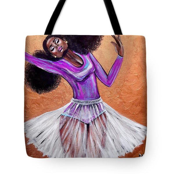 Breathtaking Moments Tote Bag