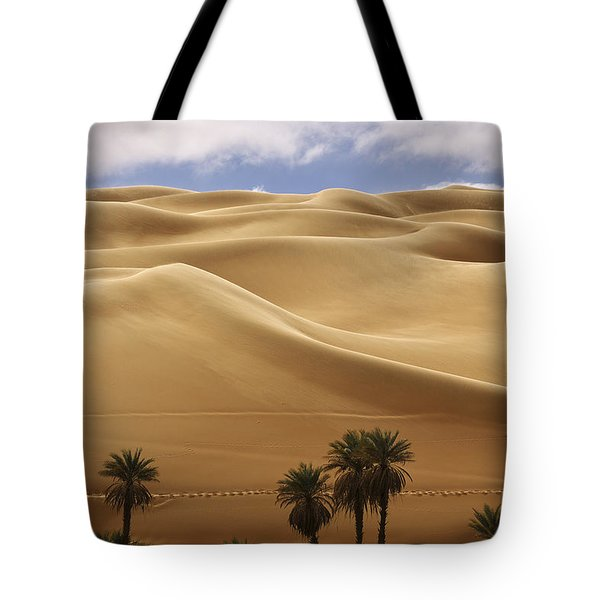 Breathtaking Sand Dunes Tote Bag