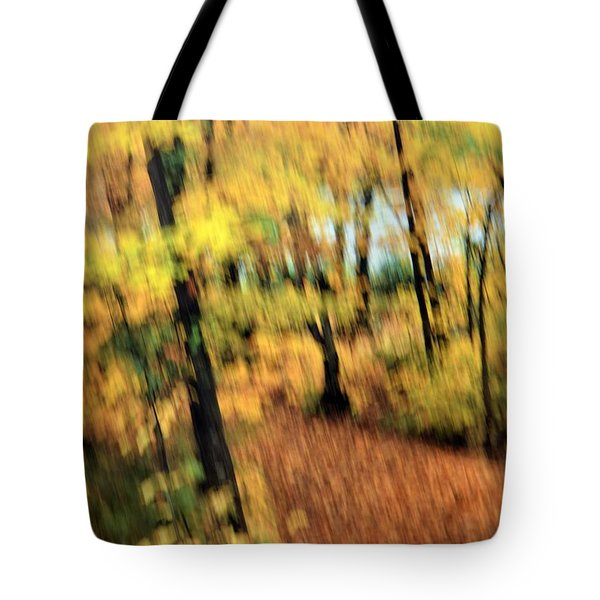 Breeze Tote Bag by Allen Beilschmidt