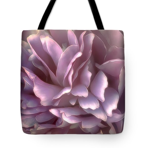 Tote Bag featuring the photograph Breeze In Deep Pink by Darlene Kwiatkowski