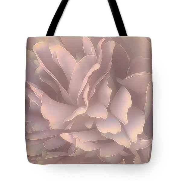 Tote Bag featuring the photograph Breeze In Pastel Pearl by Darlene Kwiatkowski