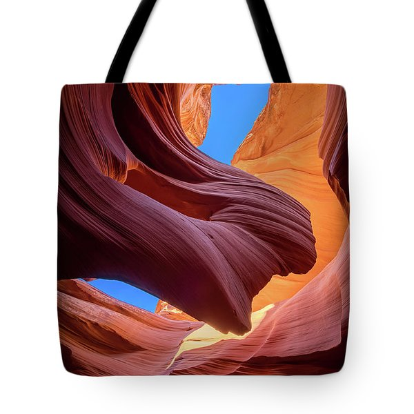 Breeze Of Sandstone Tote Bag