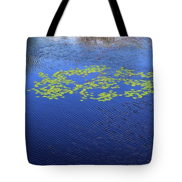 Breeze On The Water  Tote Bag