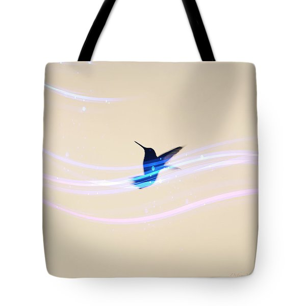 Breeze Wings Tote Bag