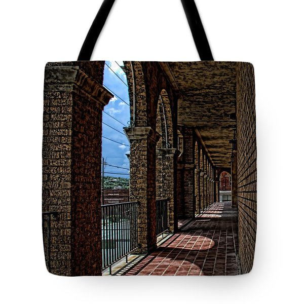 Breezway On The Baker Tote Bag
