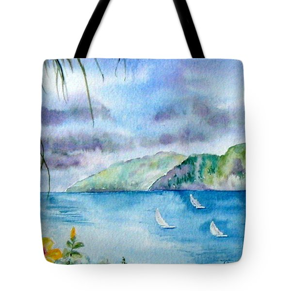 Breezy Afternoon Tote Bag