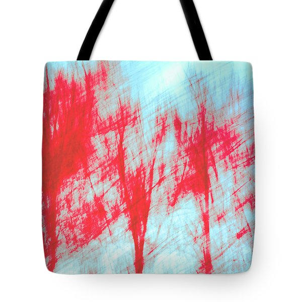 Tote Bag featuring the photograph Breezy Moment by Ari Salmela