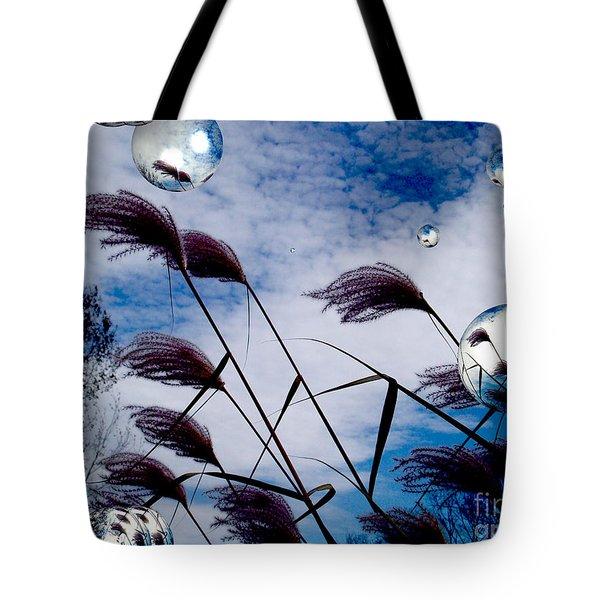 Breezy Tote Bag by Robert Orinski