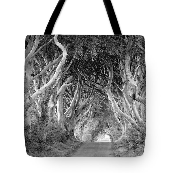 Bregagh Road Tote Bag