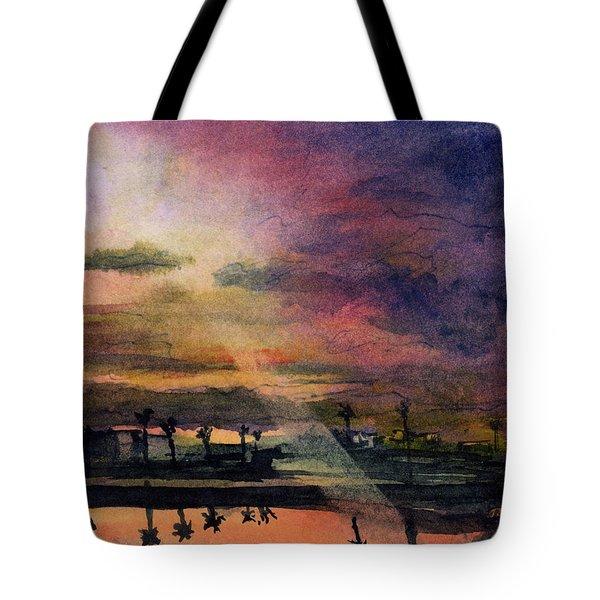 Brenda's Bay Tote Bag