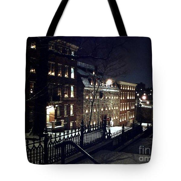Brethrens House  Tote Bag