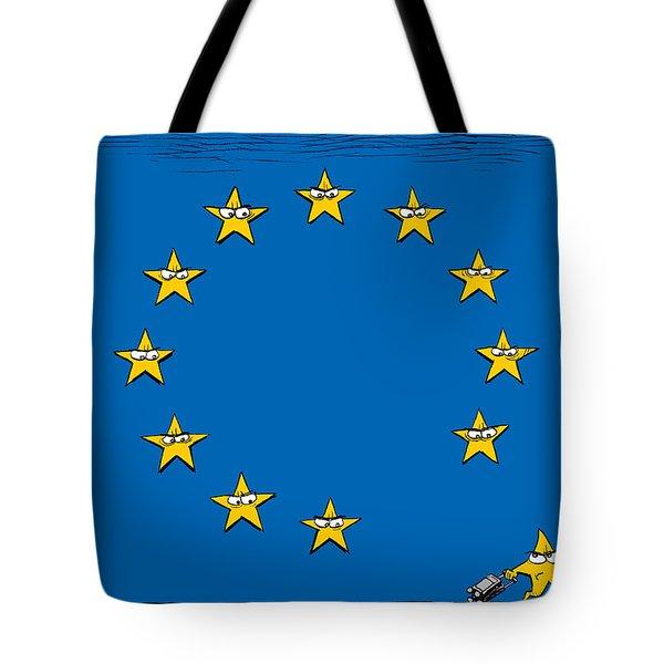 Brexit Eu Flag  Tote Bag