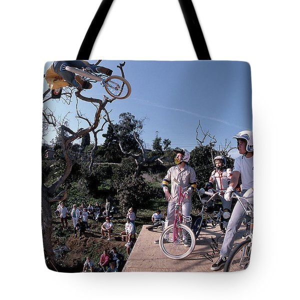 Brian Blyther Enchanted Ramp Tote Bag
