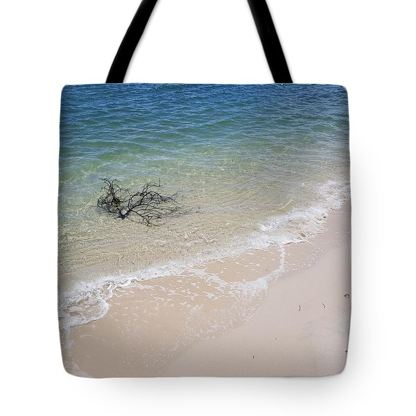 Bribie Branches 2 Tote Bag