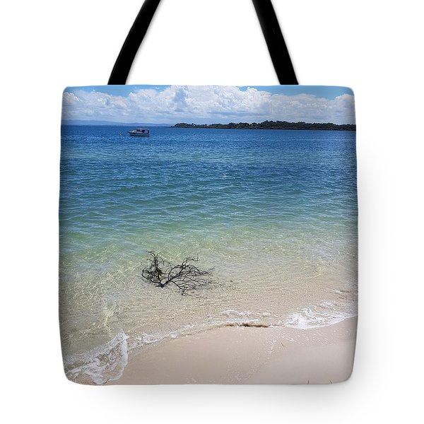 Bribie Branches  Tote Bag