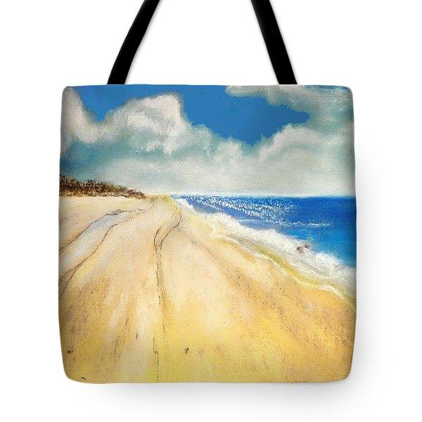 Bribie Island Tote Bag