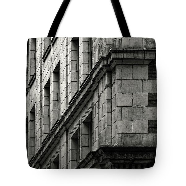 Bricks And Beauty Tote Bag