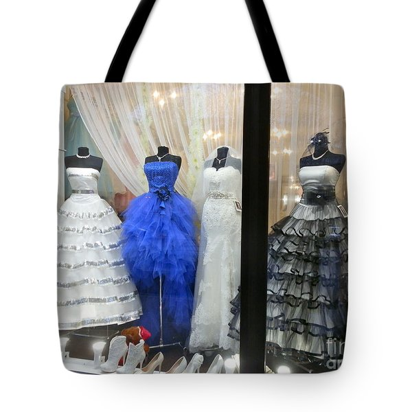 Bridal Fashion Of St. Petersburg Tote Bag