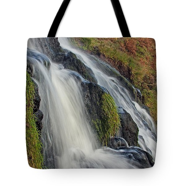 Bridal Veil Falls Tote Bag