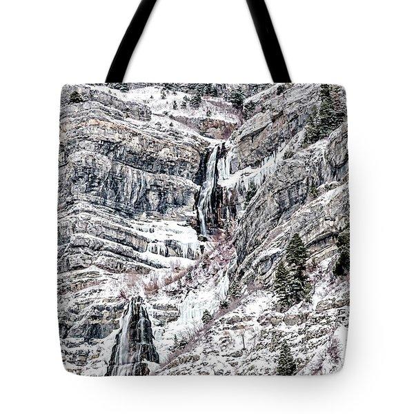 Bridal Veil Falls Canvas Print,photographic Print,art Print,framed Print,greeting Card,iphone Case,s Tote Bag