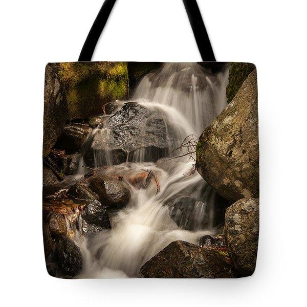 Bridal Veil Water Tote Bag