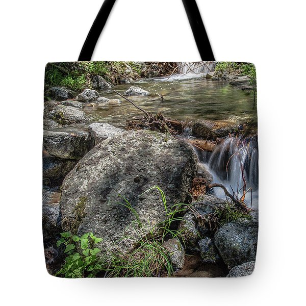 Bridalveil Creek Tote Bag