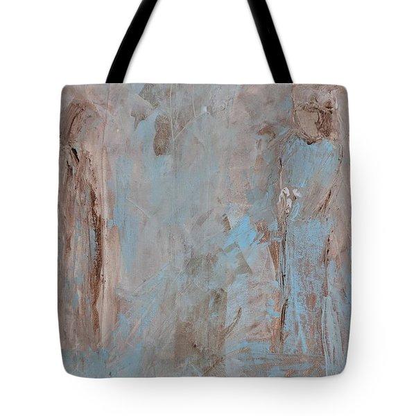 Bride Angel/ Blessed Mother Tote Bag