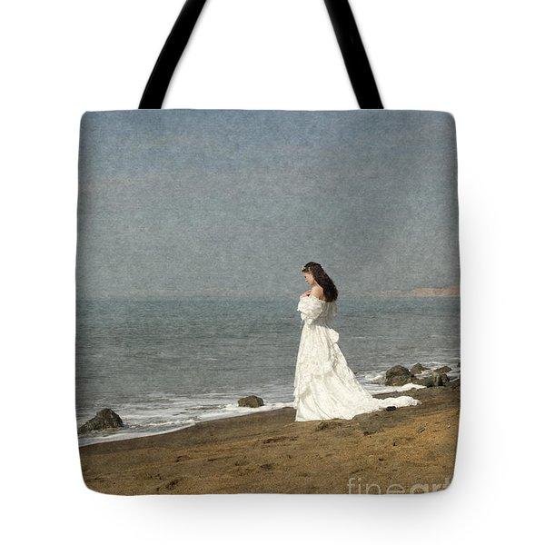 Bride By The Sea Tote Bag