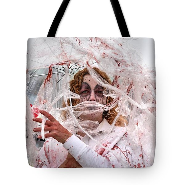 Bride Of Frankenstein, Asbury Park Tote Bag
